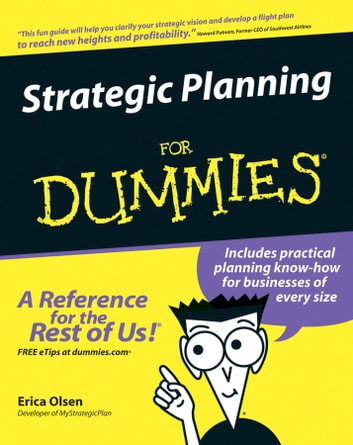 Strategic Planning For Dummies ebook by Erica Olsen
