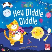 Peek and Play Rhymes: Hey Diddle Diddle - A baby sing-along book ebook by Pat-a-Cake