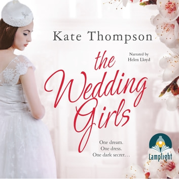 The Wedding Girls audiobook by Kate Thompson