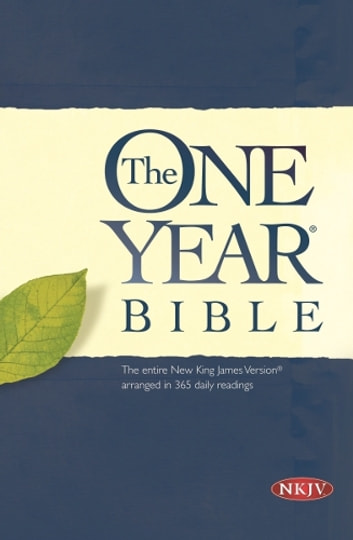 The One Year Bible NKJV ebook by Tyndale
