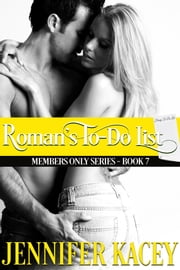Roman's To-Do List ebook by Jennifer Kacey