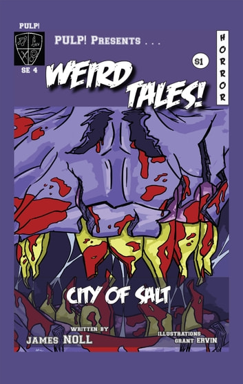 City of Salt ebook by James Noll