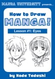 How to Draw Manga! Lesson #1: Eyes