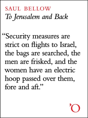 To Jerusalem and Back ebook by Saul Bellow