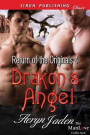 Drakon's Angel ebook by Aeryn Jaden