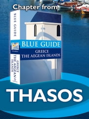 Thasos - Blue Guide Chapter ebook by Nigel Mcgilchrist