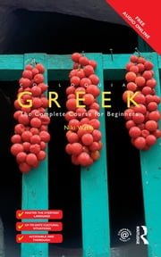 Colloquial Greek ebook by Niki Watts