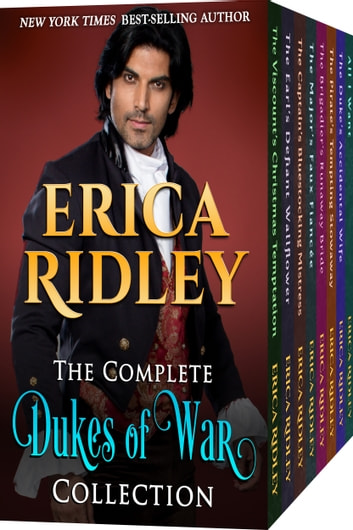 Complete Dukes Of War Collection Ebook By Erica Ridley