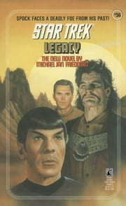 Legacy ebook by Michael Jan Friedman
