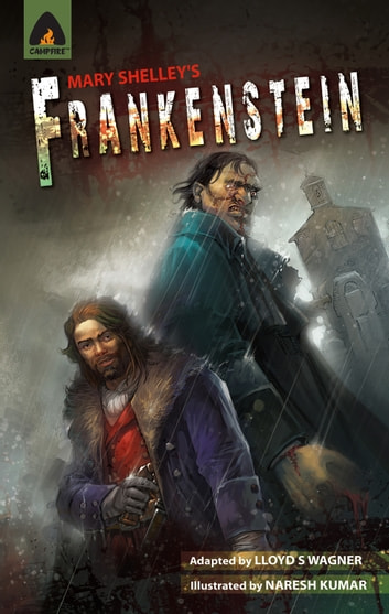 Frankenstein ebook by Anil CK,Mary Shelley,Naresh Kumar