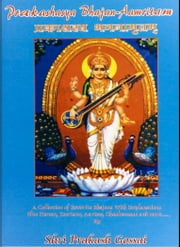 Prakashasya Bhajan-Aamritam - A Collection of Favorite Bhajans with Explanations ebook by Shri Prakash Gossai