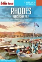 RHODES / DODÉCANÈSE 2017 Carnet Petit Futé ebook by Dominique Auzias, Jean-Paul Labourdette