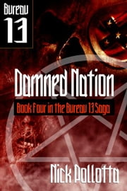 Damned Nation ebook by Nick Pollotta