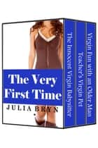 Very First Time Bundle ( BBW Older Man Younger Woman Pregnancy Erotica Collection) ebook by