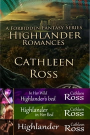 Highlander Romances ebook by Cathleen Ross