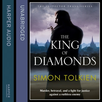 The King of Diamonds audiobook by Simon Tolkien