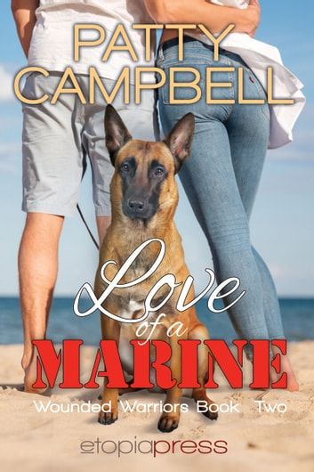 Love of a Marine ebook by Patty Campbell