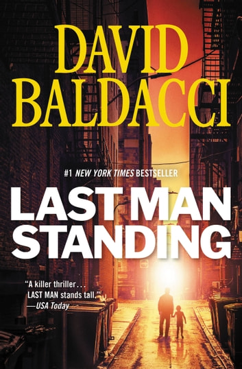 The Last Man Standing eBook