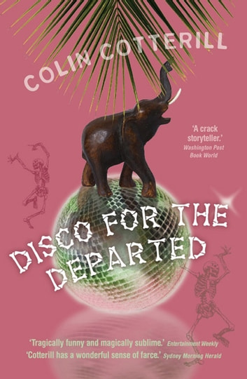 Disco For the Departed ebook by Colin Cotterill