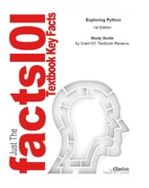 e-Study Guide for Exploring Python, textbook by Timothy A. Budd - Computer science, Software engineering ebook by Cram101 Textbook Reviews