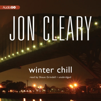 Winter Chill audiobook by Jon Cleary