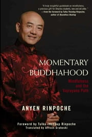 Momentary Buddhahood - Mindfulness and the Vajrayana Path ebook by Anyen Rinpoche,Allison Choying Zangmo,Tulku Thondup Rinpoche