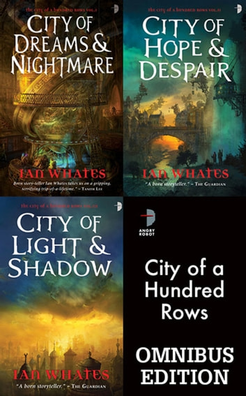 City of a Hundred Rows ebook by Ian Whates