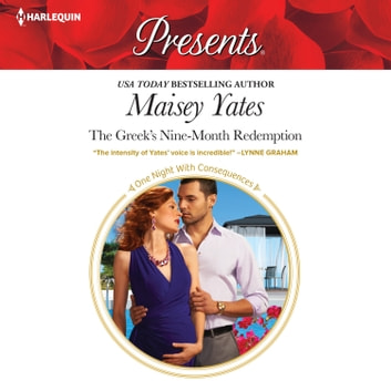 The Greek's Nine-Month Redemption audiobook by Maisey Yates