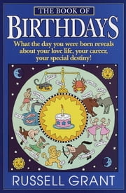 The Book of Birthdays ebook by Russell Grant