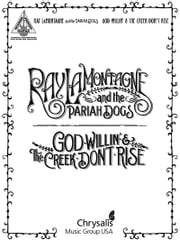 Ray LaMontagne and the Pariah Dogs - God Willin' & The Creek Don't Rise (Songbook) ebook by Ray LaMontagne,Pariah Dogs