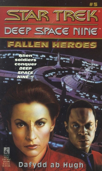 Star Trek Ds9: Fallen Heroes ebook by Dafydd Ab Hugh