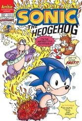 Sonic the Hedgehog #5 ebook by Angelo DeCesare,Dave Manak,Jon D'Agostino