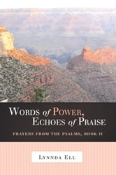 Words of Power, Echoes of Praise - Prayers from the Psalms, Book II ebook by Lynnda Ell