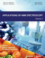 Applications of NMR Spectroscopy ebook by Atta-ur-Rahman, M. Iqbal Choudhary