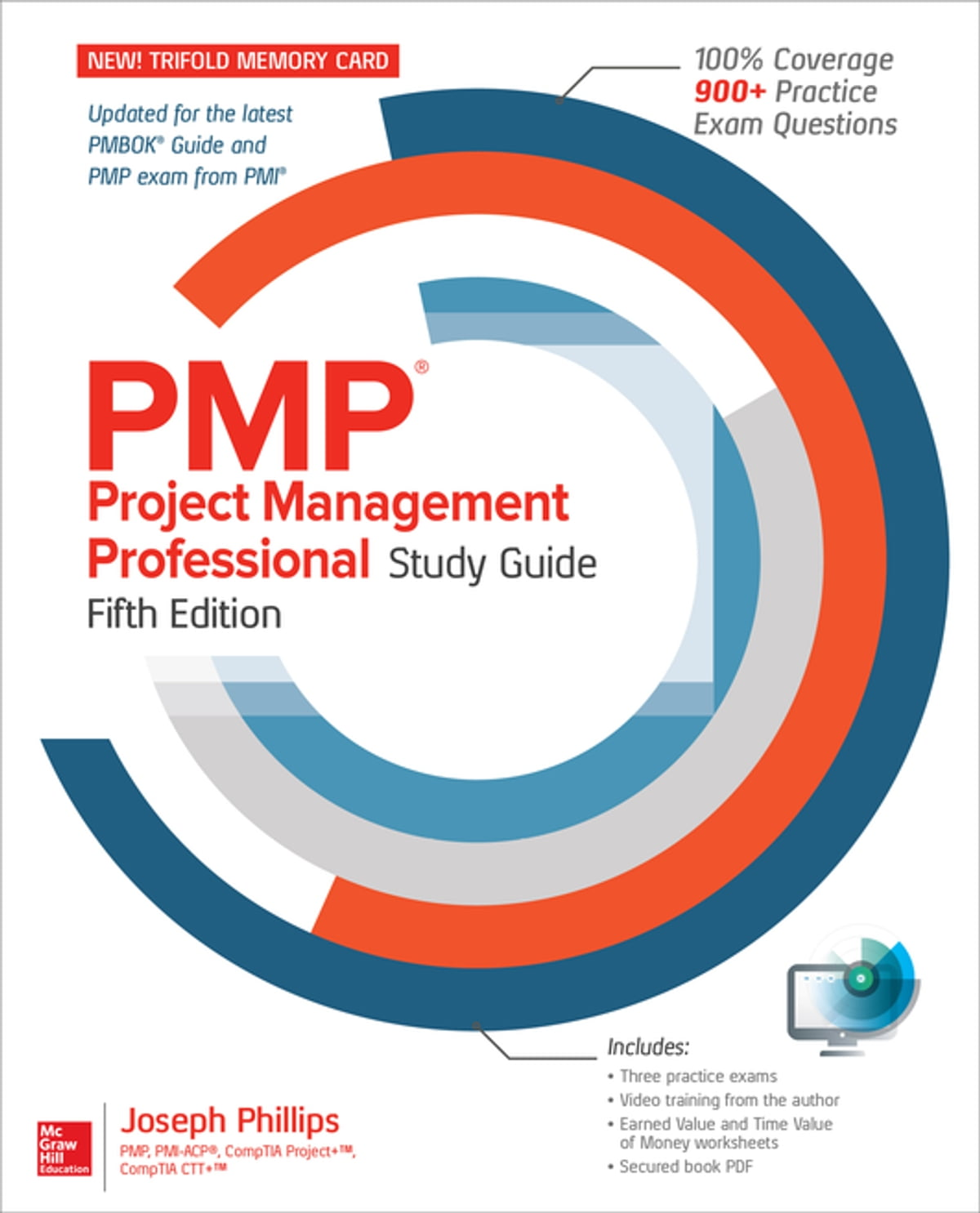 PMP Project Management Professional Study Guide, Fifth Edition eBook by  Joseph Phillips - 9781259861970 | Rakuten Kobo