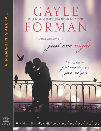Just One Night ebook by Gayle Forman