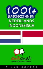 1001+ basiszinnen nederlands - Indonesisch ebook by Gilad Soffer