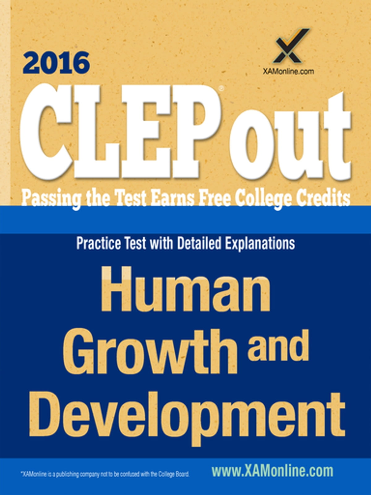 CLEP Human Growth and Development eBook by Sharon A Wynne - 9781607875444 |  Rakuten Kobo