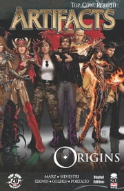 Artifacts Origins One Shot ebook by Ron Marz, Jeremy Haun, Sunny Gho, Troy Peteri, Filip Sablik, Stjepan Sejic