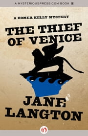The Thief of Venice ebook by Jane Langton