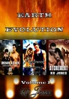 Earth Evolution Series: Volume 1 ebook by KD Jones