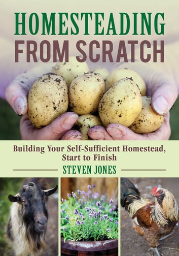 Homesteading From Scratch - Building Your Self-Sufficient Homestead, Start to Finish ebook by Steven Jones