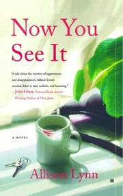 Now You See It - A Novel ebook by Allison Lynn
