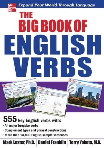 The big book of english verbs ebook by mark lester 9780071602891 the big book of english verbs ebook by mark lesterdaniel franklinterry yokota fandeluxe Images