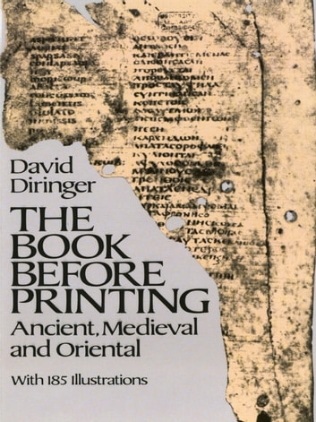 The Book Before Printing