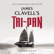 Tai-Pan audiobook by James Clavell