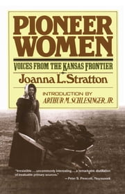 Pioneer Women ebook by Joanna Stratton
