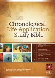 Chronological Life Application Study Bible NLT ebook by Tyndale
