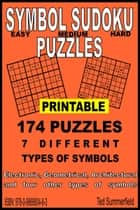 Symbol Sudoku Puzzles ebook by Ted Summerfield
