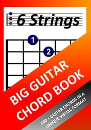 Big Guitar Chord Book ebook by Richard Moran